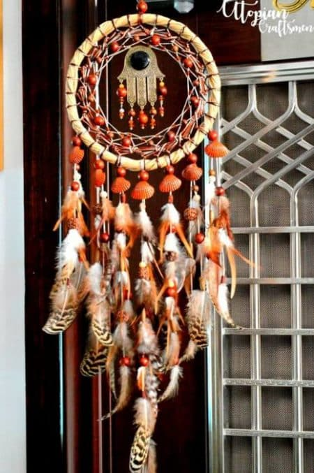 Want Handcrafted Dreamcatchers? Find them on Gurgaon Studio.