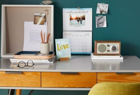 Perfect colors for your home office