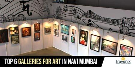 Top 5 hilarious Art Galleries in Navi Mumbai