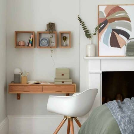 Small home workspace design ideas