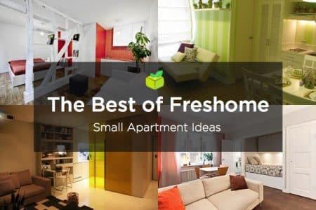 30 small apartment designing ideas | Freshome