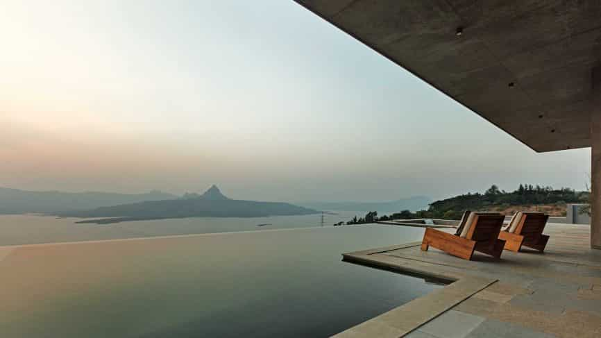 Homes in Sahyadri Mountains are not less than heaven.