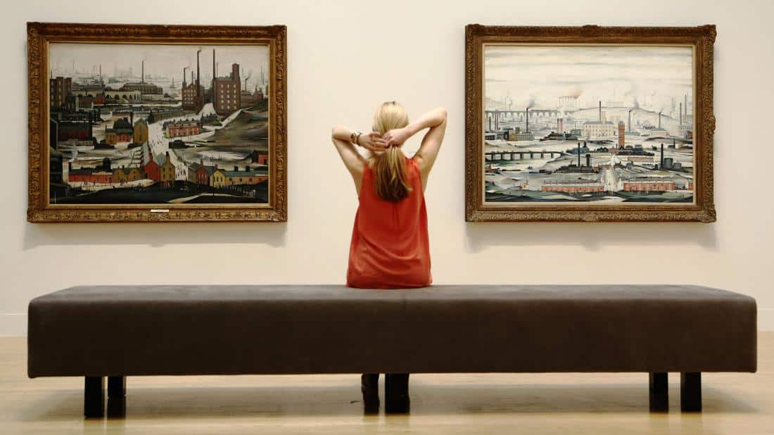 High-end art being the most expensive market.