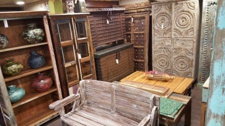 Find Vintage Decors on this shop at Chor Bazaar.