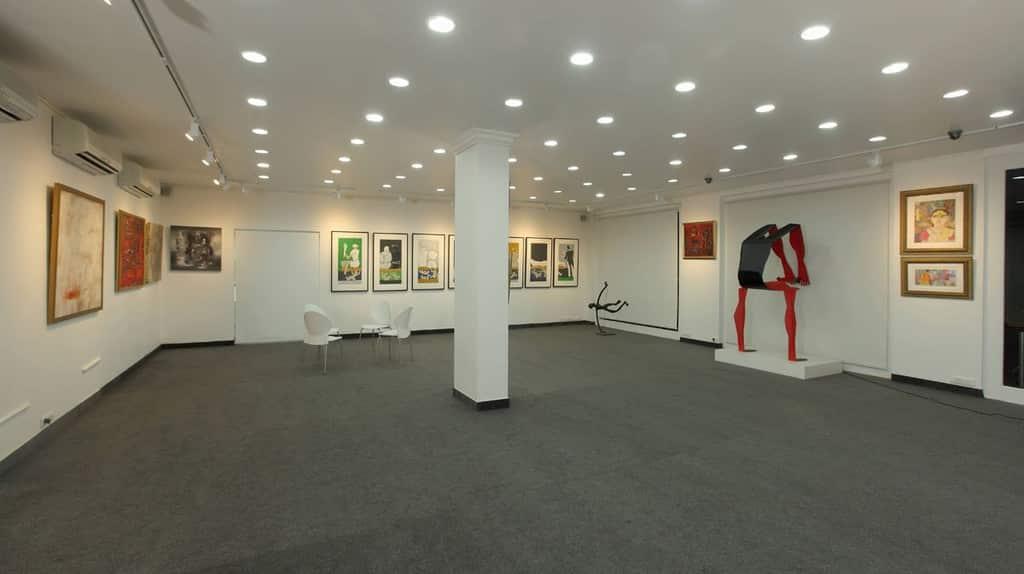 Must-go galleries of art in Chennai
