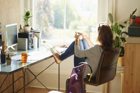5 ideas to give Feng Shui look to your home office