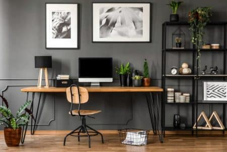 Warning! Home workspace designing problems you need to avoid.