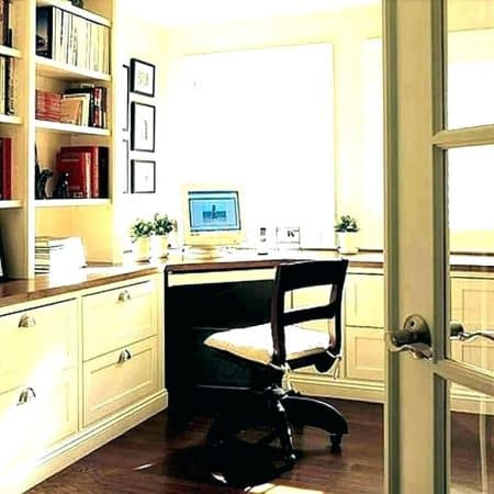 Optimal storage solutions for home offices