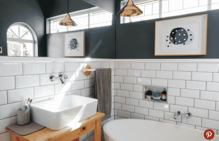 25 creative and optimal solutions for utilizing small storages in Bathroom