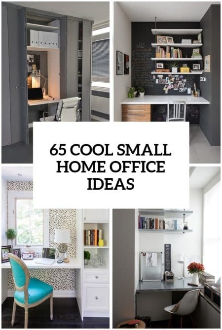 Top 57 Coolest ideas for home workspace.