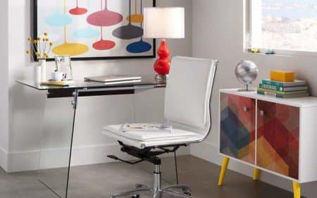 Productive lighting and decors ideas for small apartments.